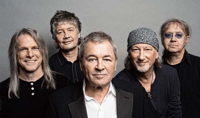 Deep Purple anuncia turnê no Reino Unido