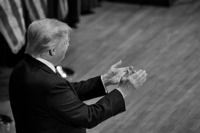 Donald Trump em 2016