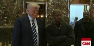 Donald Trump e Kanye West
