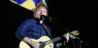 Ed Sheeran na República Tcheca