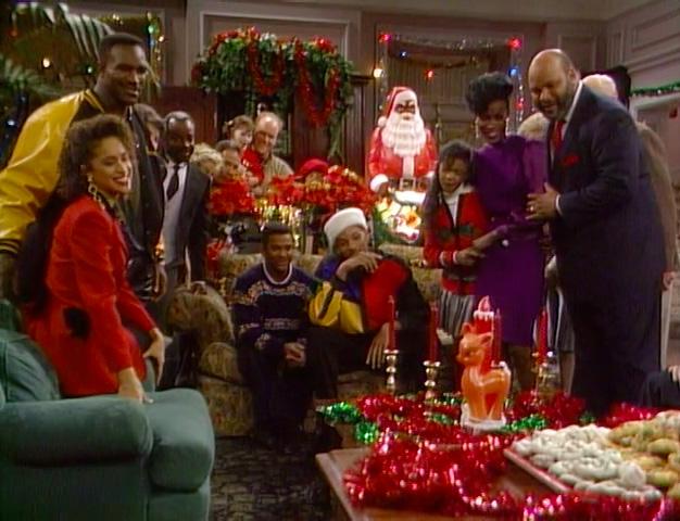 Episódio de Natal de Fresh Prince