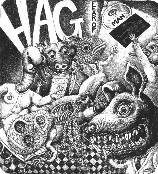 Hag - Fear Of Men