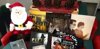 Kit de Natal no Facebook