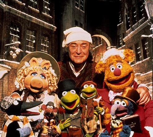 O Natal dos Muppets