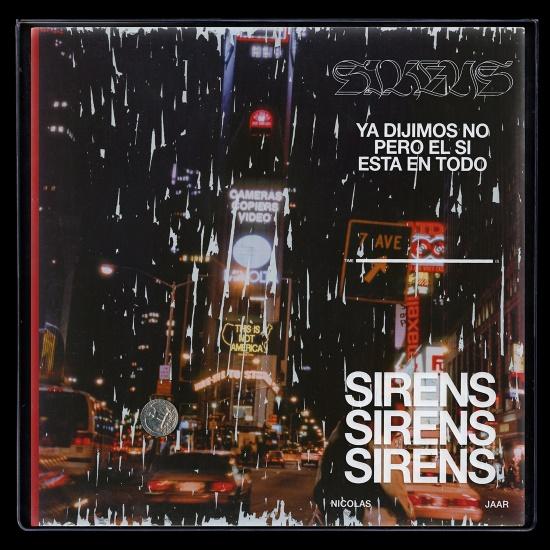 Nicolas Jaar - Sirens