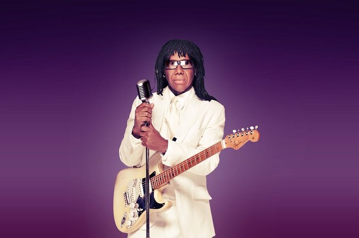 Nile Rodgers anuncia novo disco do Chic