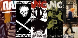 Discografia do Rancid