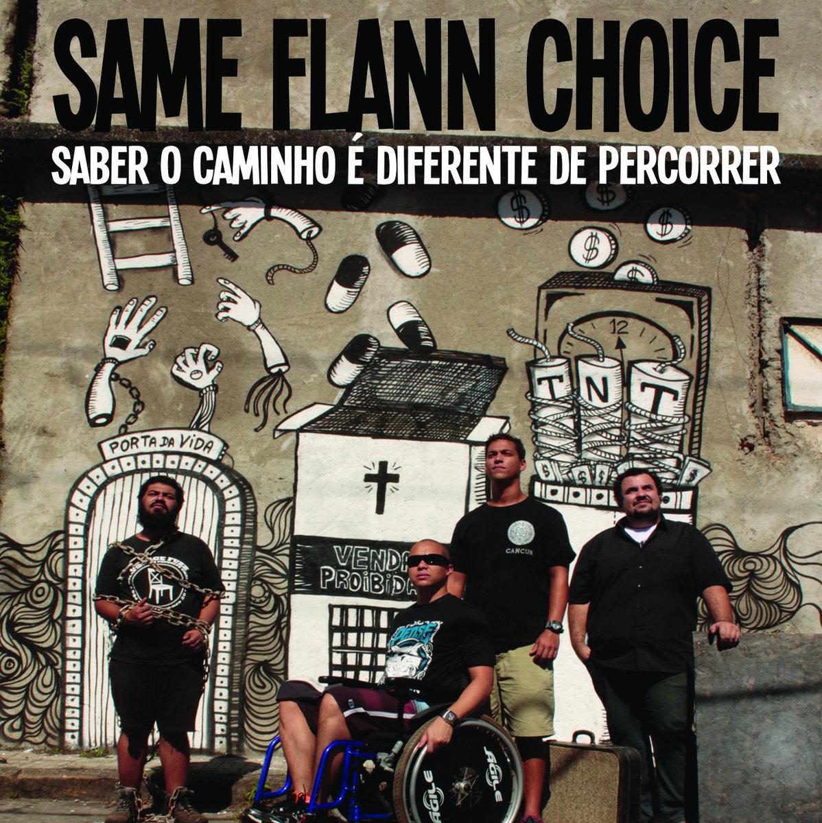 Same Flann Choice - Saber o Caminho é Diferente de Percorrer