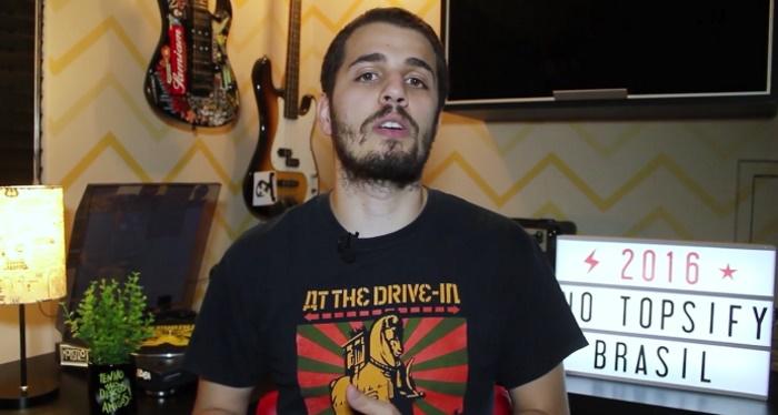 Retrospectiva do Tenho Mais Discos no Topsify Brasil