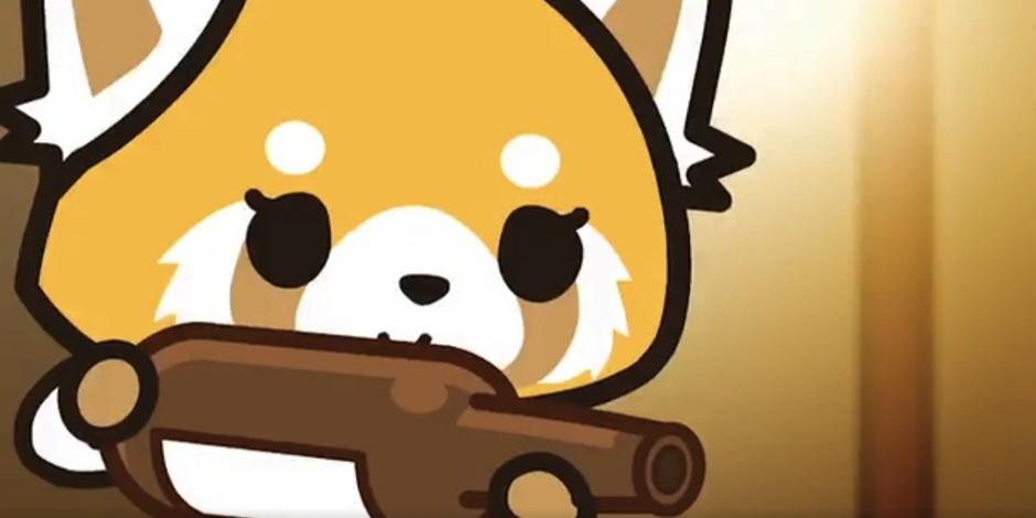 Aggretsuko, nova personagem dos criadores de Hello Kitty