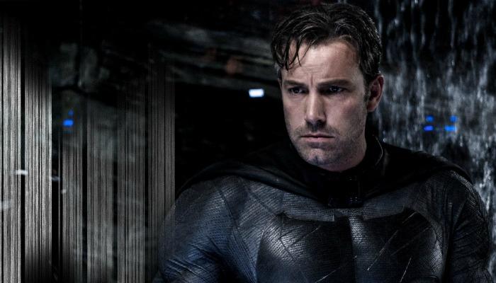 Ben Affleck interpreta Batman