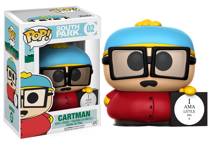 Cartman - south park funko pop