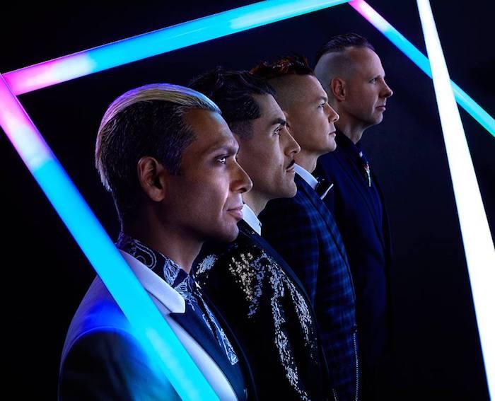 Dreamcar, supergrupo do AFI e No Doubt