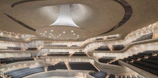 """Elbphilharmonie Concert Hall, a primeira sala de shows """"acusticamente perfeita"""""""