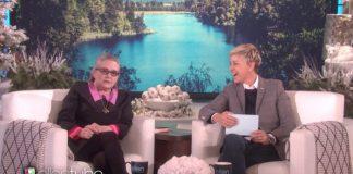 Carrie Fisher e Ellen DeGeneres
