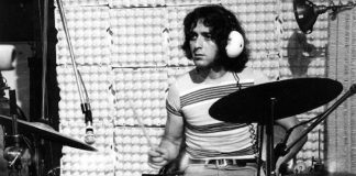Jaki Liebezeit, baterista do Can