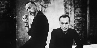 Me and That Man - nova banda de Nergal, do Behemoth