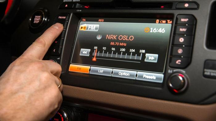 Noruega irá substituir FM pelo DAB