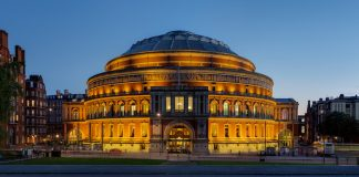 Royal Albert Hall, em Londres