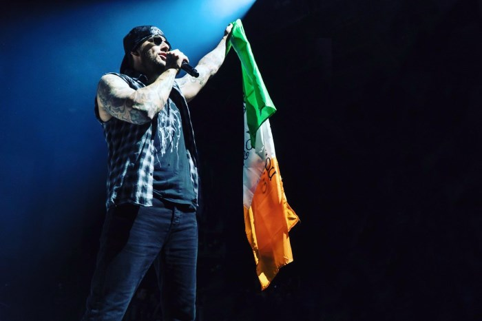 Avenged Sevenfold toca em Dublin, na Irlanda