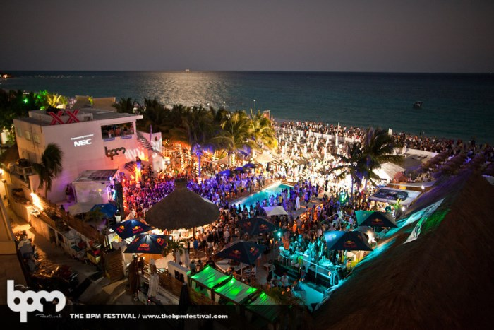 The BPM Festival, no México