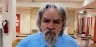 Charles Manson em Junho de 2016