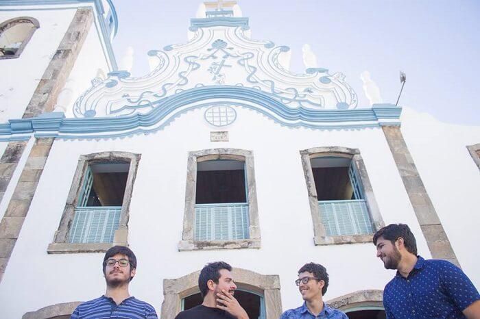 Banda potiguar Ciro e a Cidade lança EP; ouça Encharcado