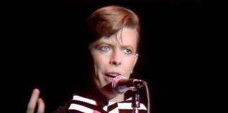 David Bowie no Saturday Night Live em 1979