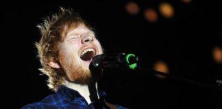 Ed Sheeran em 2015