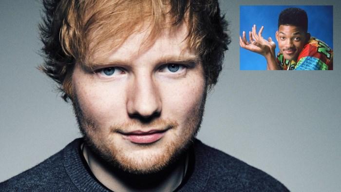 Ed Sheeran e Fresh Prince