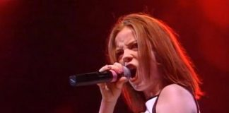 Garbage ao vivo