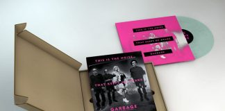 "garbage anuncia lançamento de livro autobiográfico ""this is the noise that keeps me awake"""