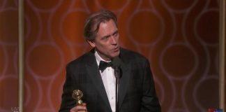 Hugh Laurie no Globo de Ouro 2017