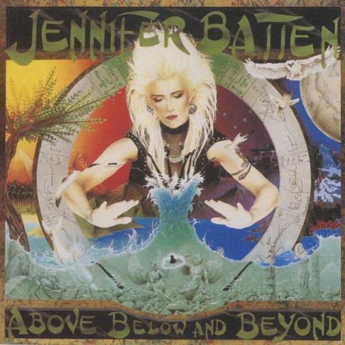 Jennifer Batten - Above, Below and Beyond