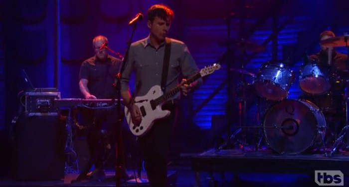 Jimmy Eat World no programa de Conan