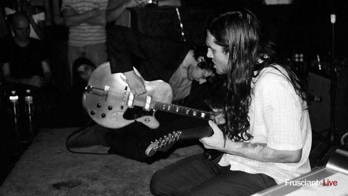 John Frusciante e Josh Klinghoffer