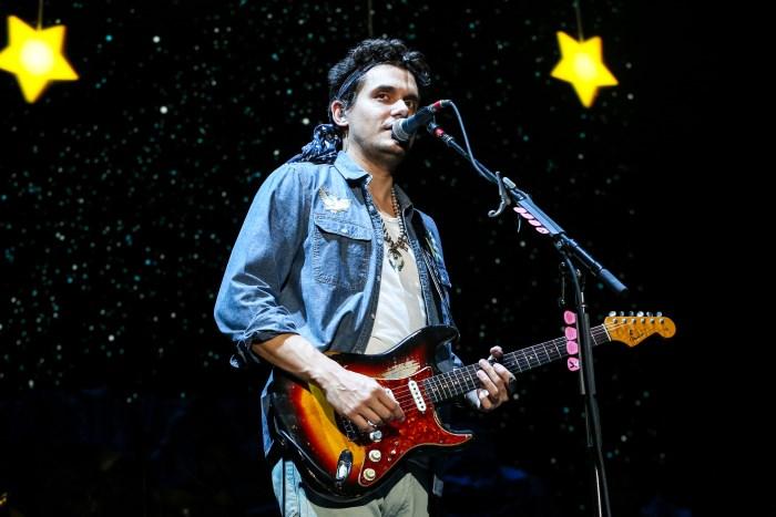 John Mayer em 2013