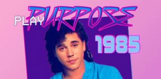 Justin Bieber estilo Anos 80