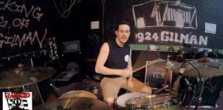 Kye Smith grava discografia do Rancid