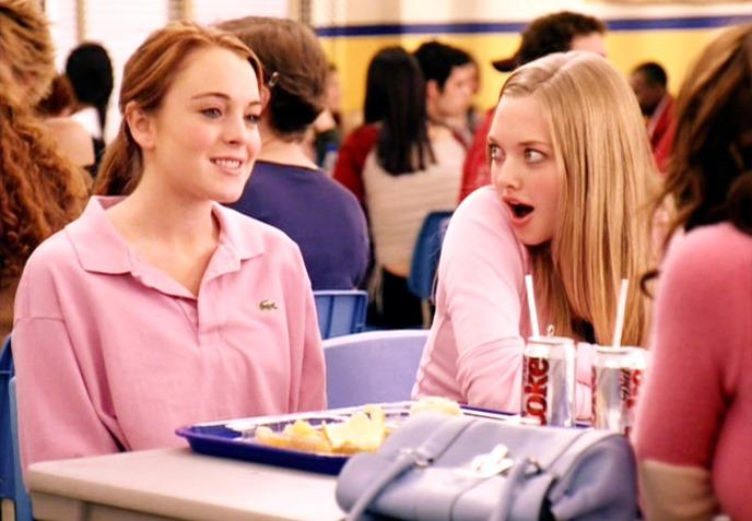 Lindsay Lohan como Cady Heron