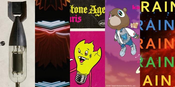 Os melhores discos de 2007