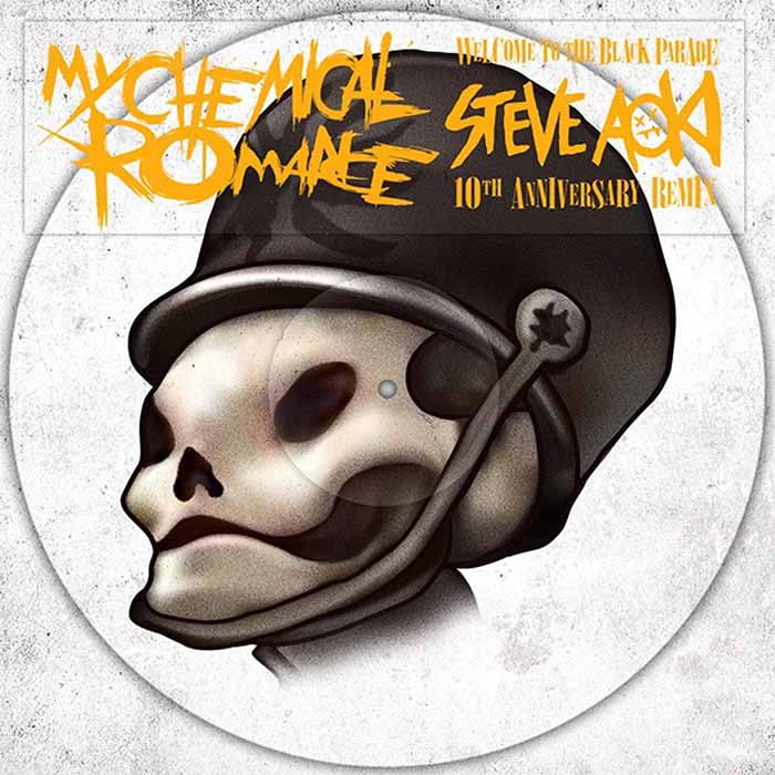 My Chemical Romance - Welcome To The Black Parade (Steve Aoki Remix)