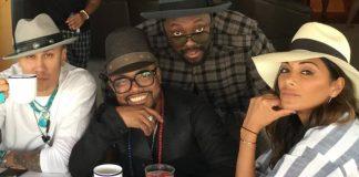 Black Eyed Peas e Nicole