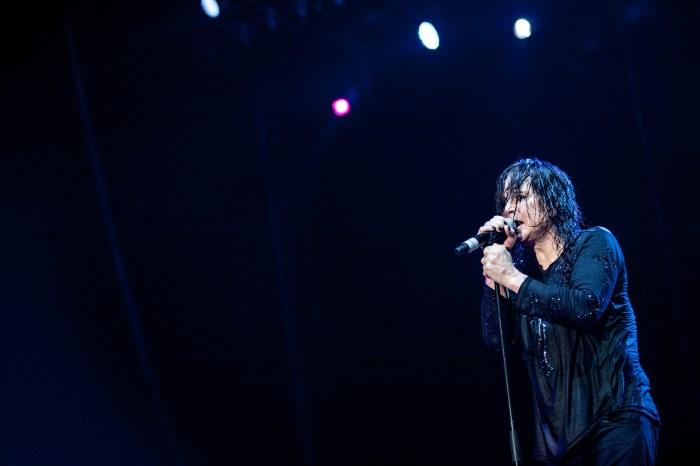 Ozzy Osbourne em 2012