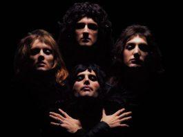 Queen em Bohemian Rhapsody