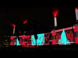 Roger Waters toca Pigs no México