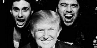 Slayer e Donald Trump