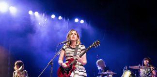 Sleater-Kinney no Primavera Sound 2015