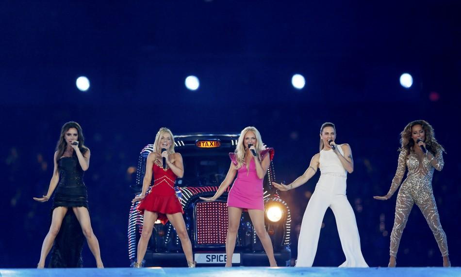 Reunião das Spice Girls