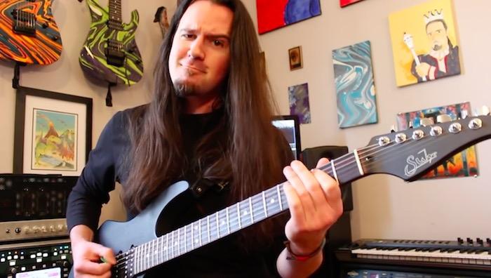 Ben Eller - guitarrista faz versão pop punk de Metallica